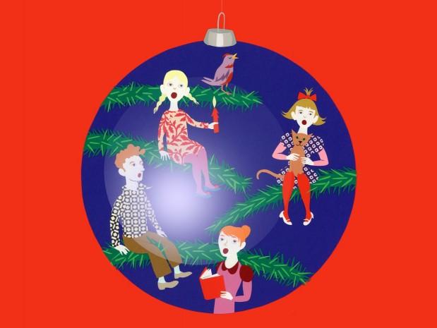 Weihnachtssingen – die schönsten Lieder zum Mitsingen