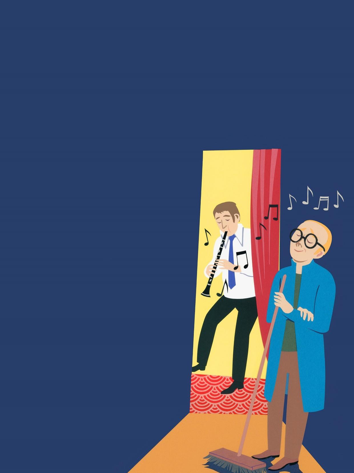 Klarinettentanz – Kammermusik für Kinder
