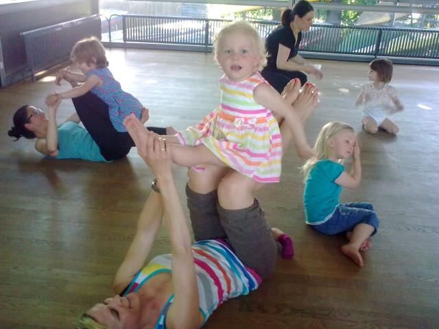 Mutter/ Vater – Kind Tanzen